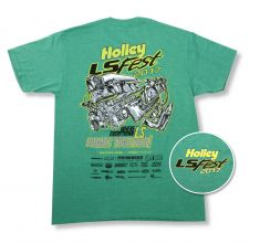 2017 Holley LS Fest Green Event Tee