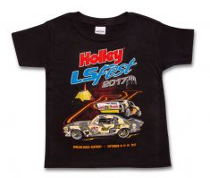 2017 Holley LS Fest Camaro Youth Event Tee