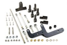 Weiand 256 Supercharger Carb Linkage Kit