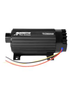 7.0 Brushless In-Line TVS Spur Gear Fuel Pump with True Variable Speed Controller