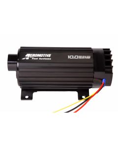 10.0 Brushless In-Line TVS Spur Gear Fuel Pump with True Variable Speed Controller