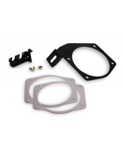 Cable Bracket for 105mm Throttle Bodies on Factory or FAST Brand car style intakes