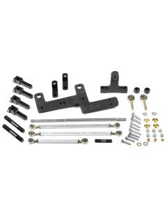 Weiand In-Line Mounted Carb Linkage for 6-71/8-71 Superchargers