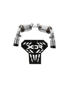 XDR Off-Road Competition Exhaust - Moderate/Aggressive Sound