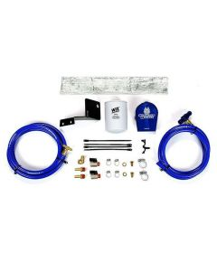 Sinister Diesel Coolant Filtration System (w/ WIX) for 2003-2007 Ford E-Series Powerstroke 6.0L
