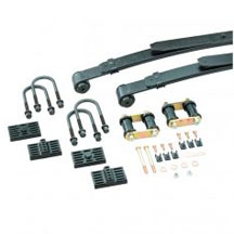 Leaf Springs & Accessories